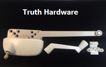 Truth Hardware, Window Cranks, Tie Bar Guides, Window Locks